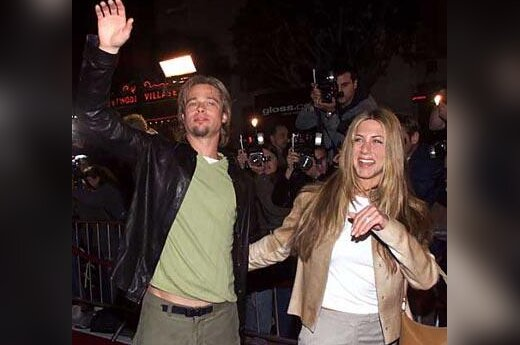 Brad Pitt, Jenifer Aniston