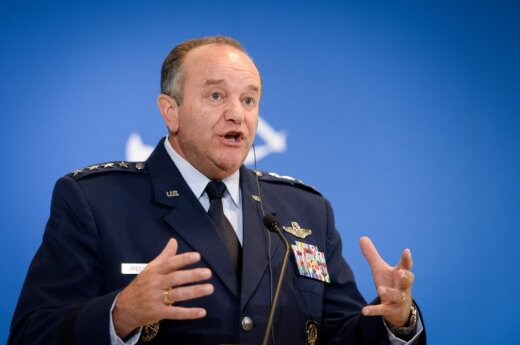 General Phillip Mark Breedlove
