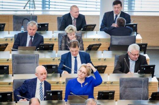 Socialdemokratams rekomendavo balsuoti už papildomas Darbo kodekso pataisas