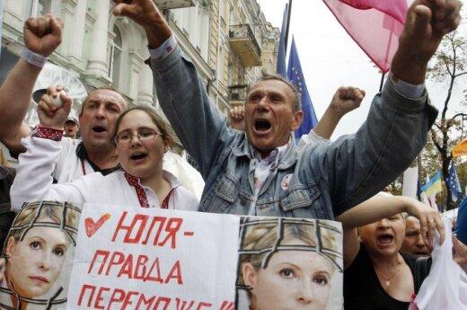 Ukraina: Władimir Litwin chce zmienić prawo dla dobra Tymoszenko
