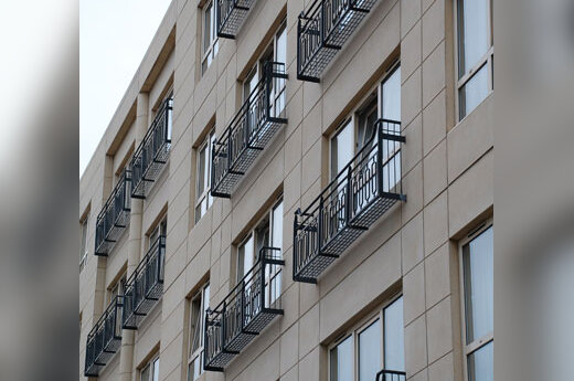 Namas, daugiabutis, langai, balkonai, statybos, būstas