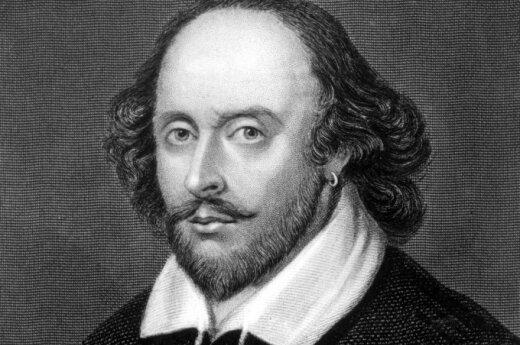 Williamas Shakespeare'as