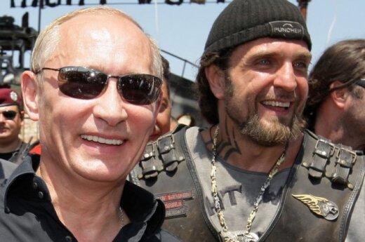 Aleksandras Zaldostanovas, Vladimiras Putinas
