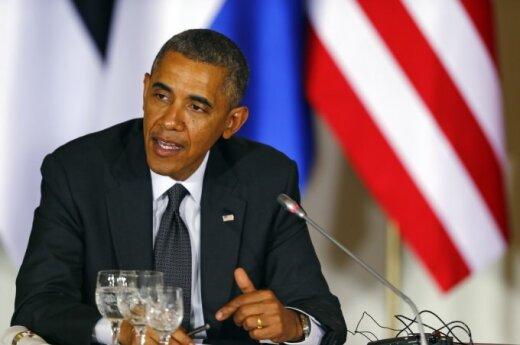 Обама просит у Конгресса $500 млн. для сирийской оппозиции