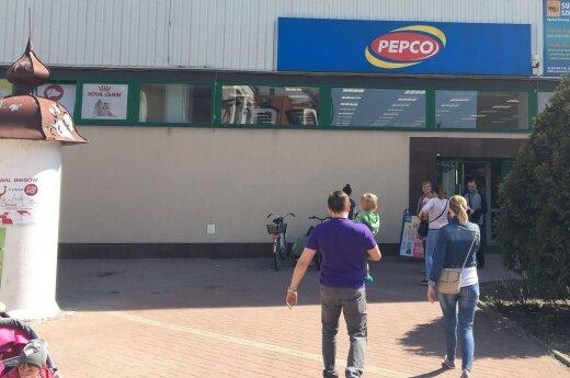 Первые магазины польской Pepco в Литве откроются в декабре