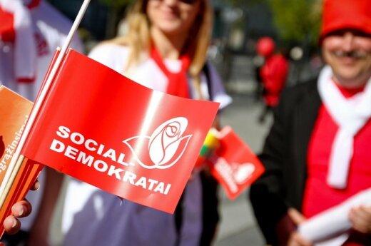 Sondaż: Popularność socjaldemokratów rośnie, a Venckienė maleje