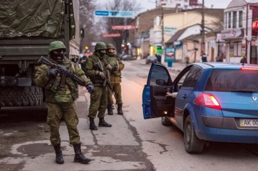 """В семье одного из задержанных в Крыму """"диверсантов"""" опровергли его связь с Минобороны Украины"""