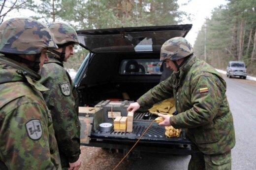 Przy granicy z Rosją znaleziono skład pocisków