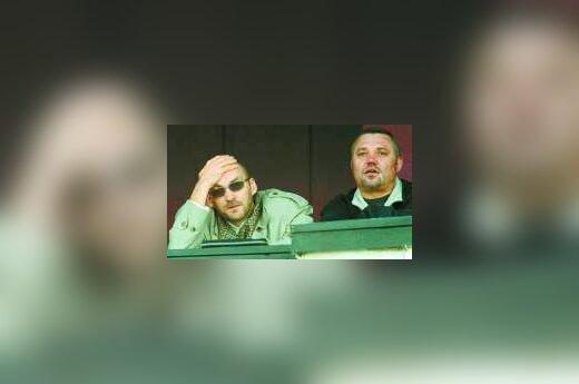 K.Skrebys ir V.Zimnickas