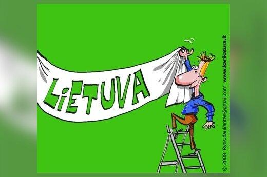 Висагинского водителя обяжут учить литовский язык
