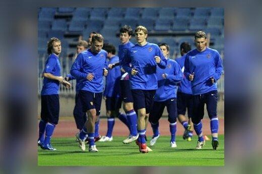 Rusijos rinktinės futbolininkai