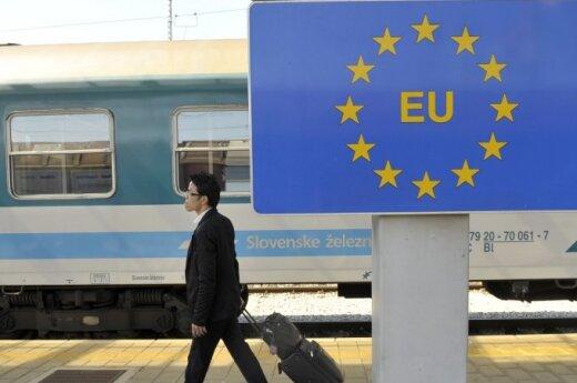 Free movement of people is fundamental principle of EU, says Minister Linkevičius