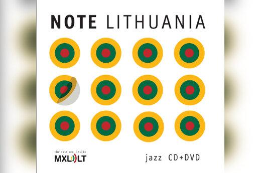 """""""Note Lithuania"""" džiazas"""