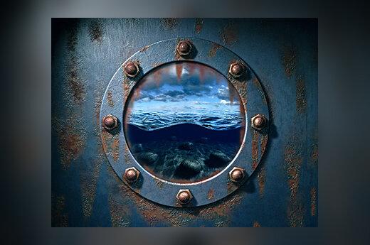 Povandeninis laivas