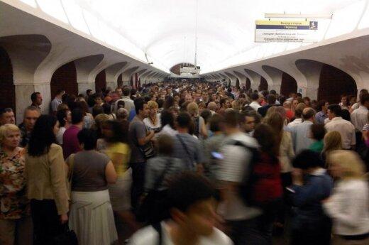 Rosja: Pożar w moskiewskim metrze