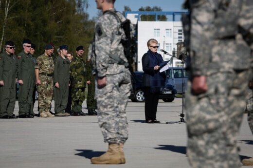 Lithuania, Poland and Ukraine founding joint military brigade