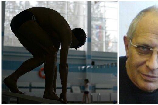 Rusijos plaukikas, gydytojas Sergejus Portugalovas