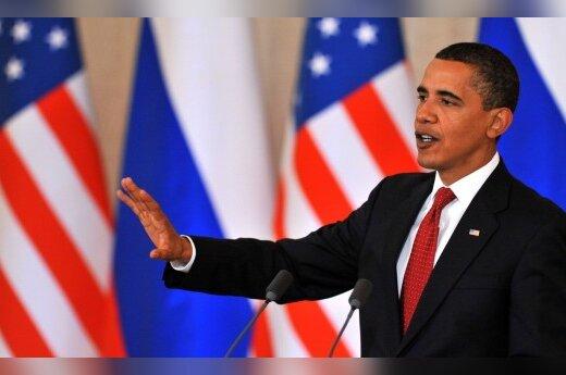 Обама: Америке нужна сильная и миролюбивая Россия