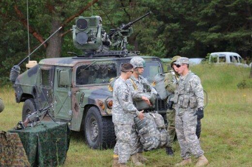 Civilian injured during Lithuanian-US war games in Jonava district