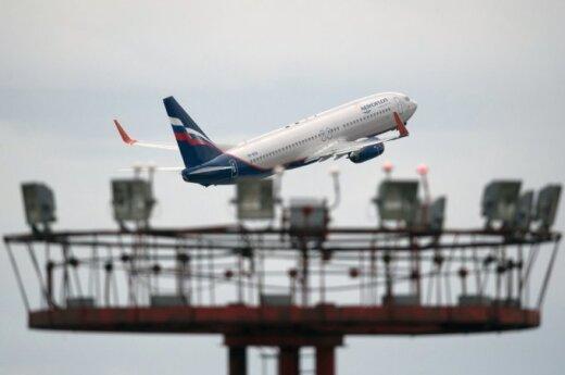 Украина известила российские авиакомпании о запрете полетов