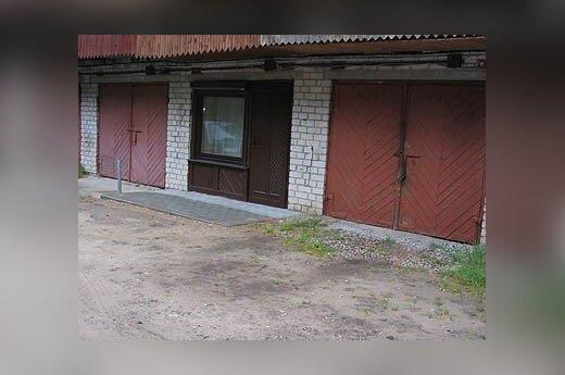Poilsiautojams skirtas butas Juodkrantėje, aut. Justinas Staskevičius