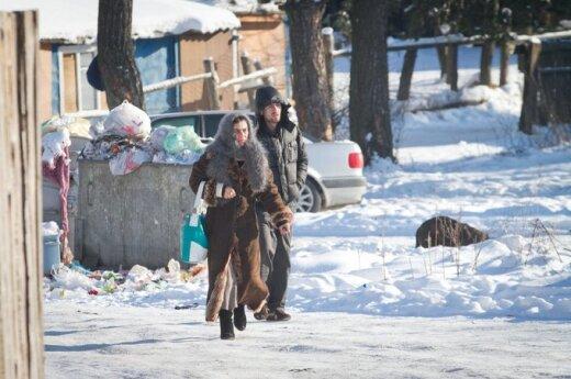 A.Melianas: romų taborą reikia iškeldinti nelaukiant 2014-ųjų