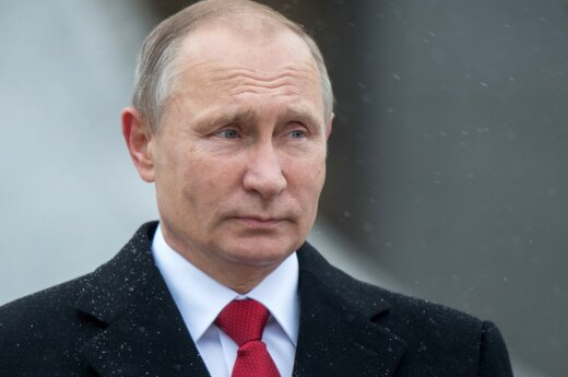 Путин поздравил Трампа с победой на выборах президента США