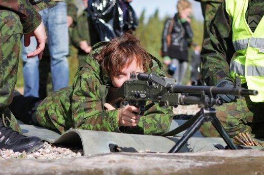 Litewsko – estońska rywalizacja o misję kontroli przestrzeni powietrznej
