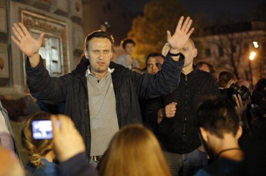 Навальный подвергся нападению в Новосибирске