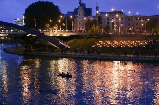 Планируют модернизацию набережной Нерис в Вильнюсе