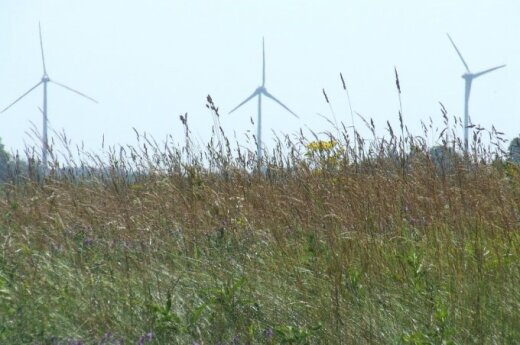 German company wins first wind-turbine contract in Lithuania