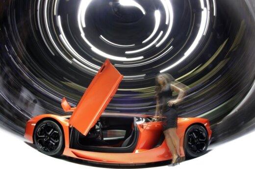 В Италии разбили первый Lamborghini Aventador
