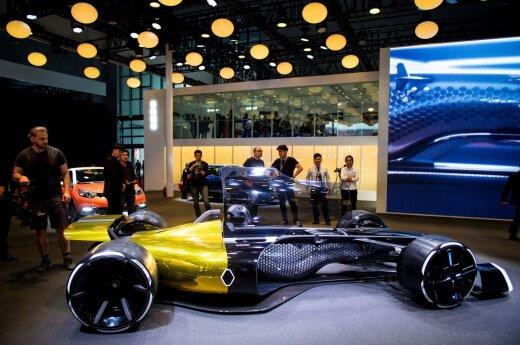 """Renault"" ateities modelis"