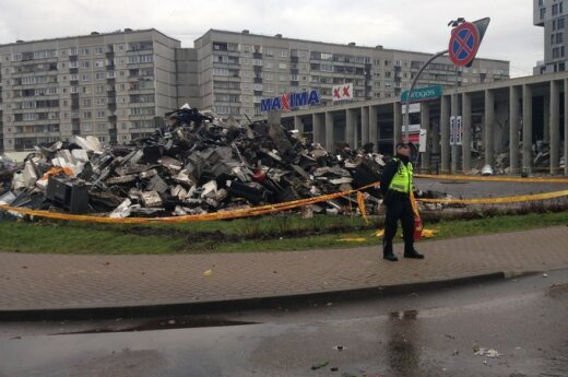Трагедия в Риге: полиция проводит обыски