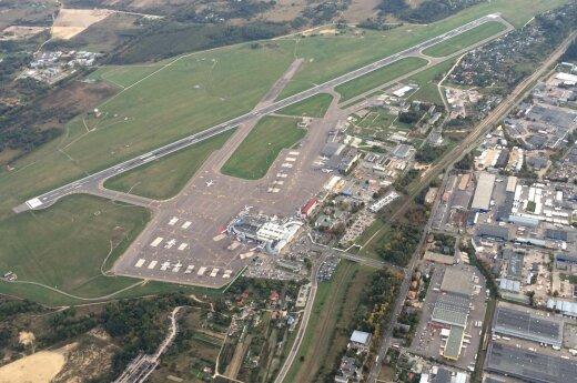 Предприниматели Вильнюсского аэропорта в растерянности