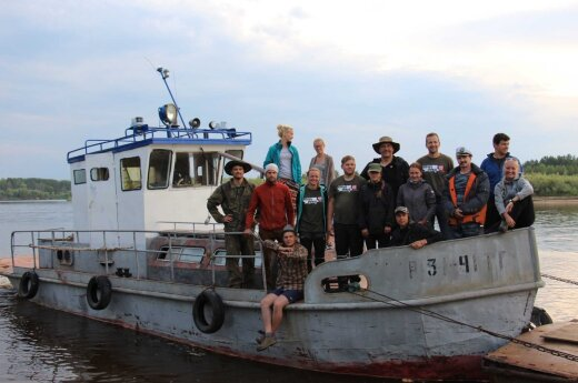Mission Siberia 2015 returns back to Lithuania