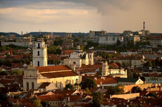 Vilnius oldtown 'reconstruction' raises concern among preservationists