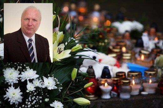 Wicemer rej. solecznickiego Andrzej Andruszkiewicz znaleziony martwy