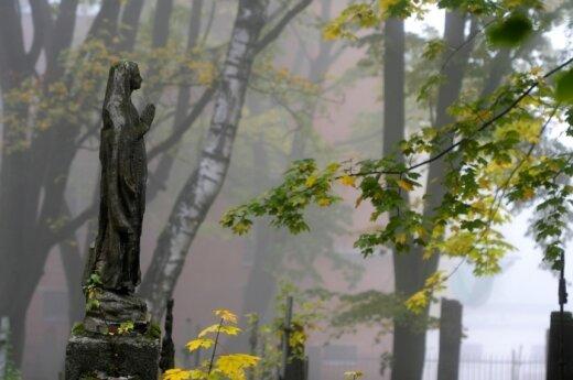Известный эксгибиционист снова развлекался на кладбище