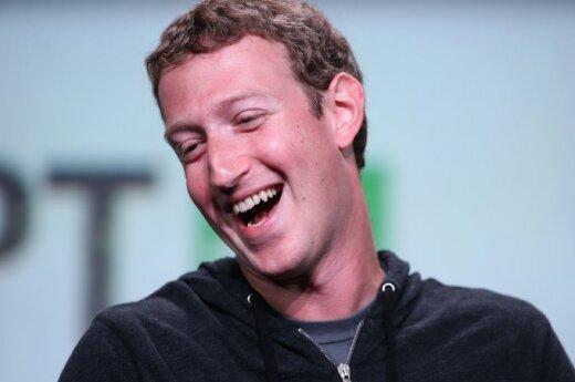 Марк Цукерберг показал фотографию своей беременной жены