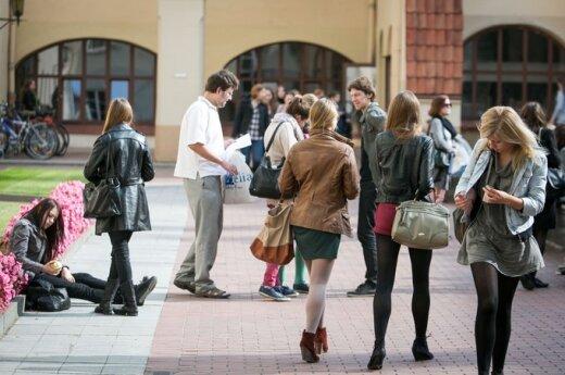 Na Litwie wzrosła liczba studentów cudzoziemców