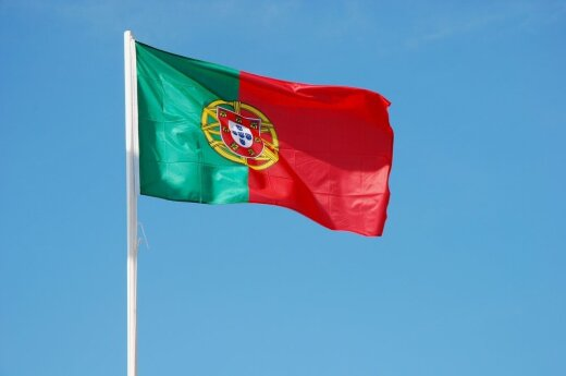 Portuguese troops leaving Lithuania after 4-month training