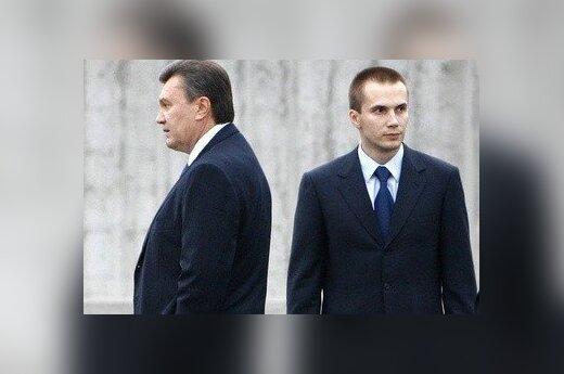 Старший сын Януковича за год удвоил состояние
