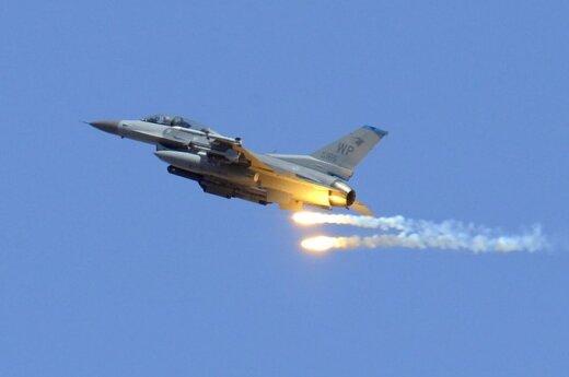 Dania patroluje przestrzeń powietrzną krajów bałtyckich