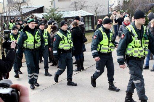 Wszczęto postępowanie wyjaśniające w sprawie działań policji