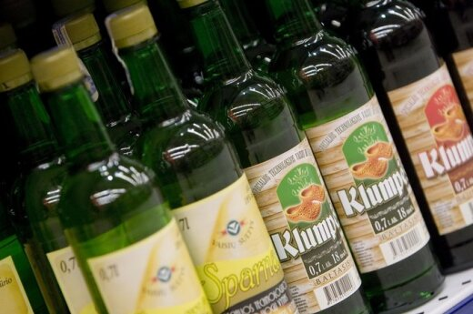 Zwiększyła się sprzedaż mocnego wina
