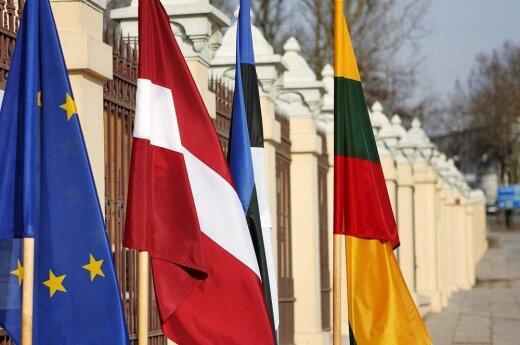 Рост промышленности Литвы отстает от Латвии и Эстонии