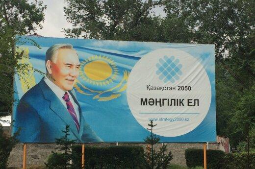 Almata, Kazachstanas