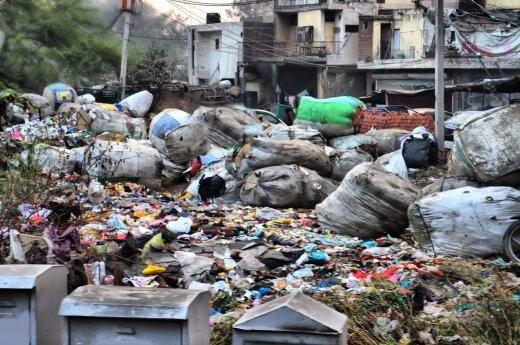 Išsiaiškinta, kodėl skurdžiausi rajonai dažniausiai įsikuria rytinėse miestų dalyse