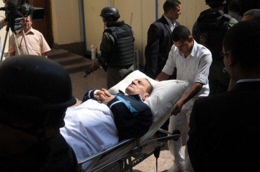 Toboła: Mubarak i al-Adly skazani na dożywocie